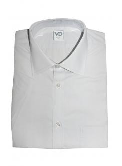 Рубашка серая классическая