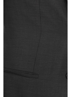Пиджак темно-серый шерстяной