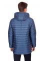 Куртка чоловіча синя