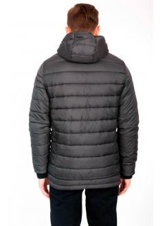 Куртка чоловіча темно-сіра