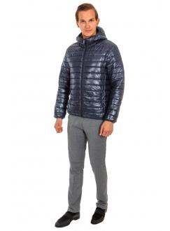 Куртка чоловіча темно-синя