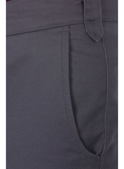 Pants gray cotton
