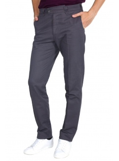 Pants gray cotton