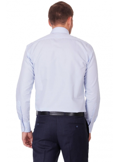 Shirt blue classic