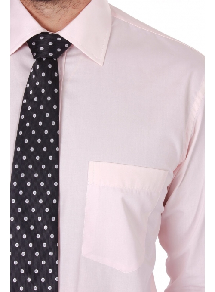 Shirt pink classic