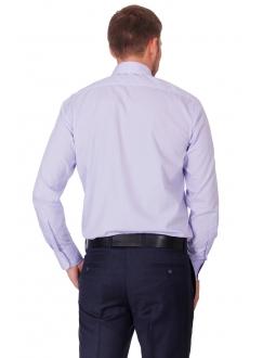 Shirt lilac classical
