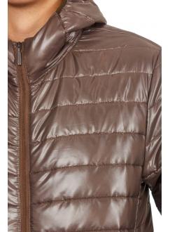 Куртка чоловіча шоколадна