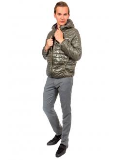Куртка чоловіча кольору хакі
