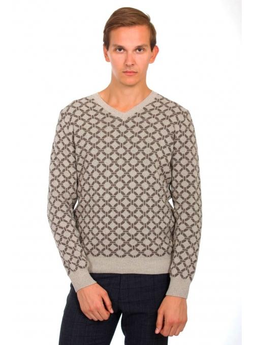 Пуловер геометрія