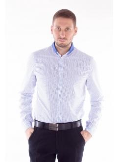Рубашка в горох