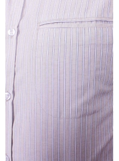 Shirt Casual beige in stripes