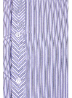 Shirt everyday in blue stripes