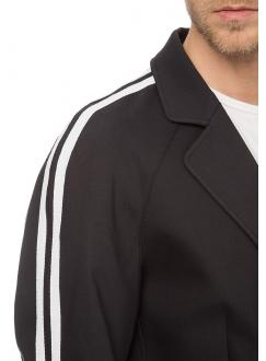Піджак чорний повсякденний