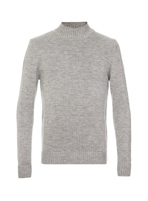 Sweater Knitted gray