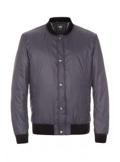 Куртка-бомбер мужская утепленная на молнии
