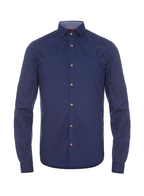 Чоловіча сорочка з візерунком