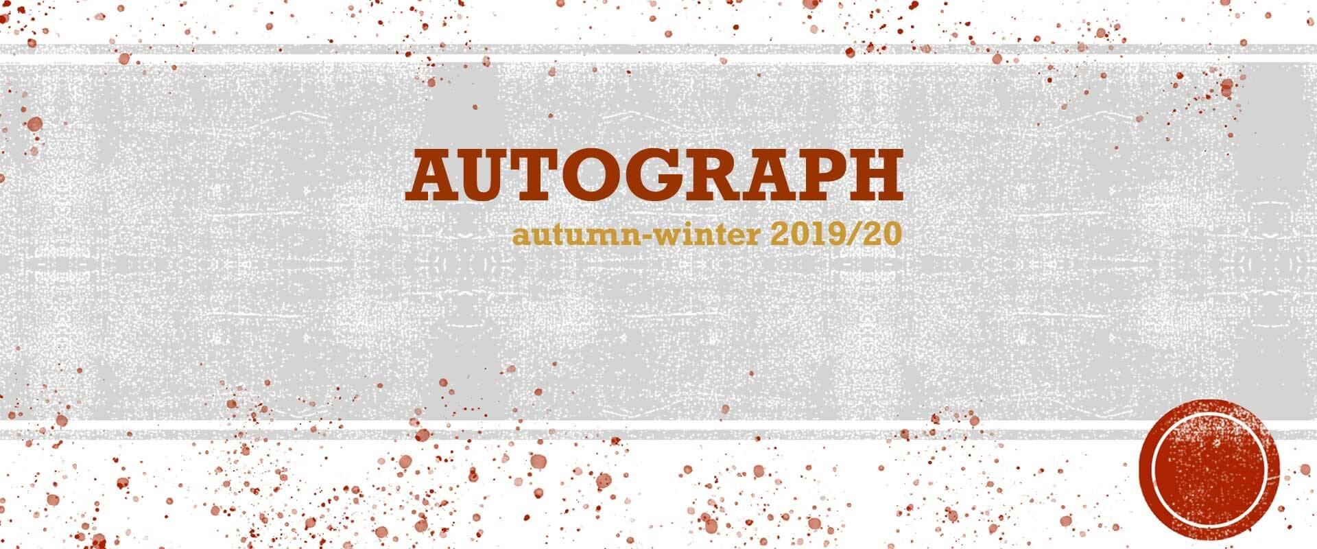 autumn-winter collection 19-20